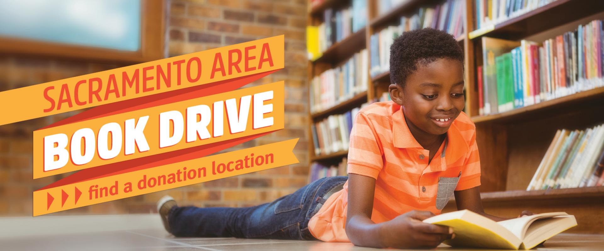 Image of Book Drive