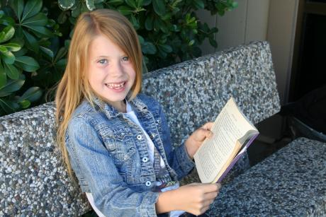 Image of Ryleigh from Boys & Girls Club of Placer County