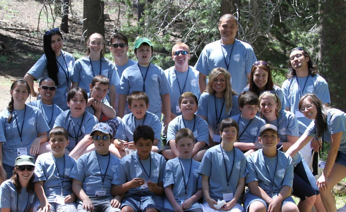 Ucp of sacramento sends autistic children to summer camp for Summer camp northern california