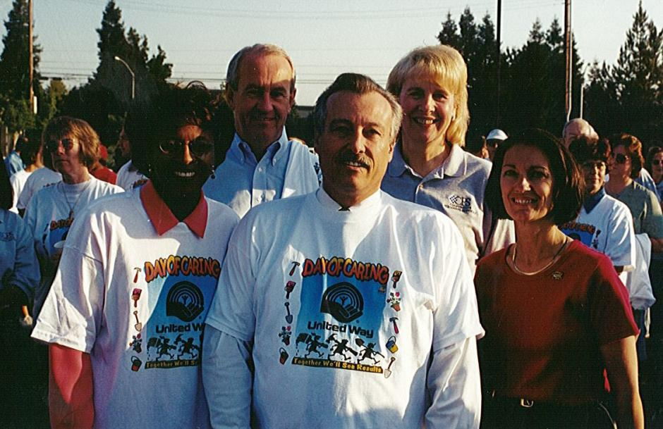 1999 United Way Kick Off Day of Caring