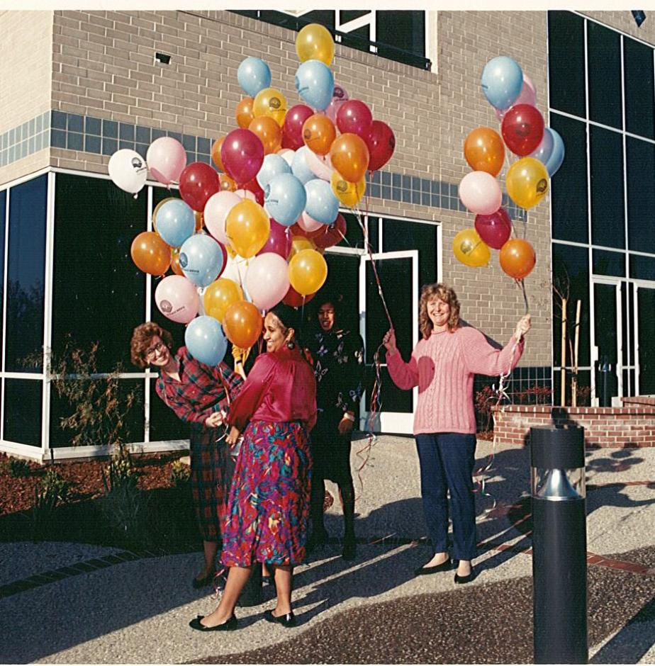 1989 - Grand opening of our office on Volunteer Lane