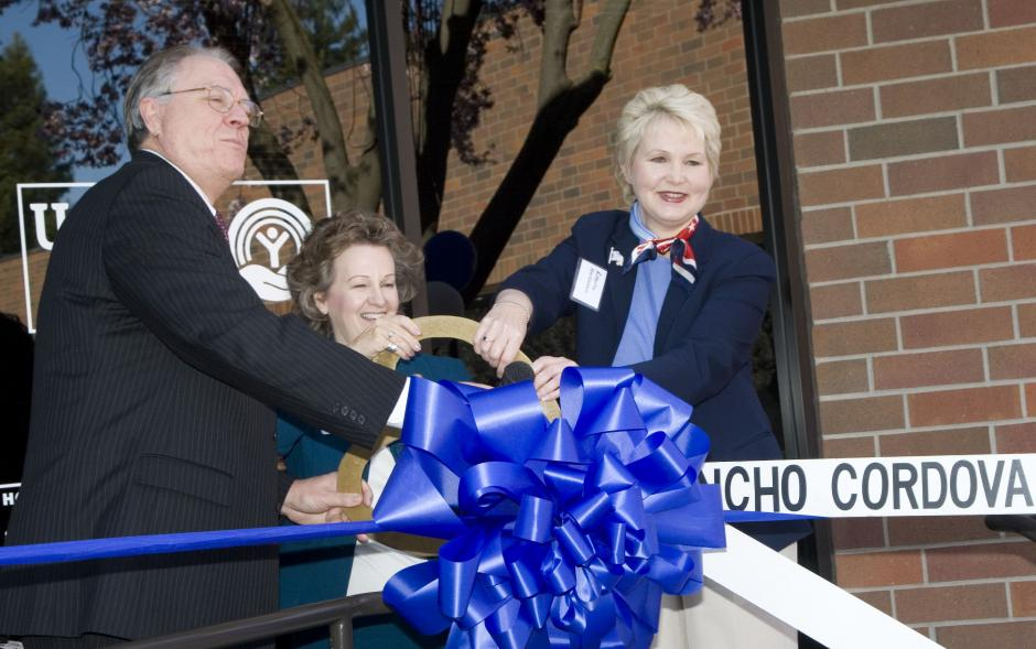 2008 - Grand opening of our office on Old Placerville Road