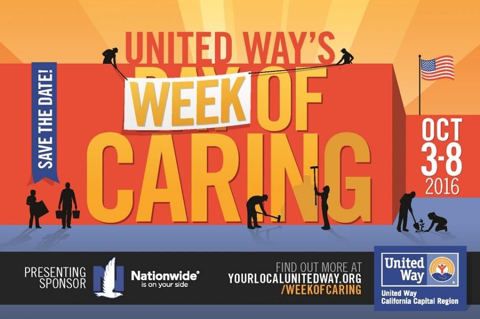 Image of United Way's Week of Caring 2016