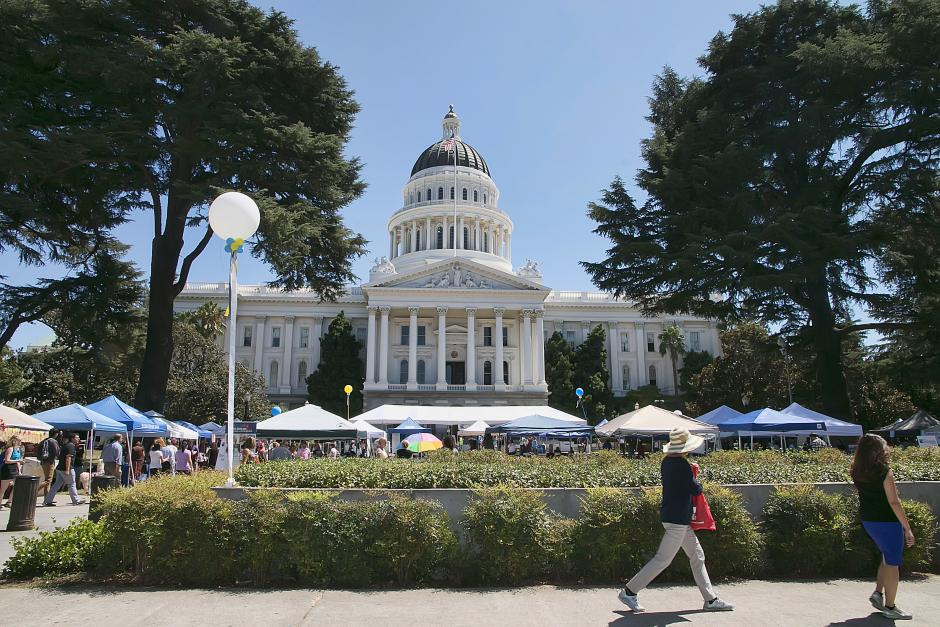 Image of Nonprofits: Join us at the West Steps of the State Capitol