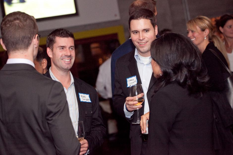 Image of Emerging Leaders Cocktail Night was a success!