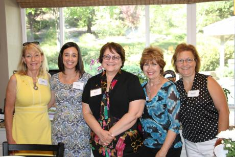 Image of Women in Philanthropy Members Celebrate Another Successful Year
