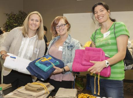 Image of Women in Philanthropy spring drive breaks records