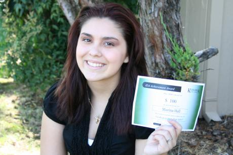Image of Marina from Koinonia Homes for Teens