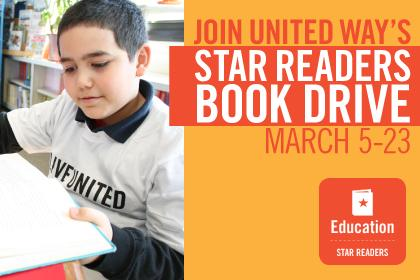 You Helped Kids Become STAR Readers! - United Way California