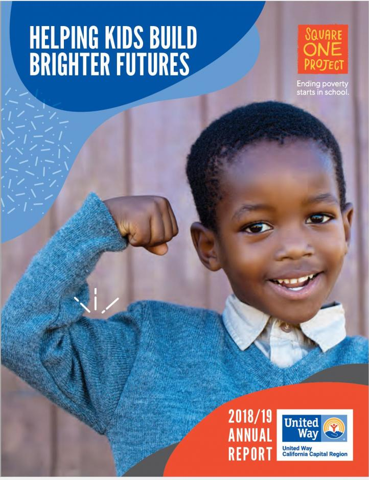 United Way Annual Report 18-19