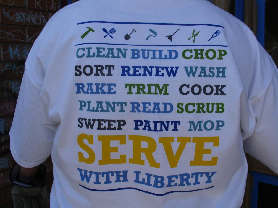 """Serve with Liberty."""