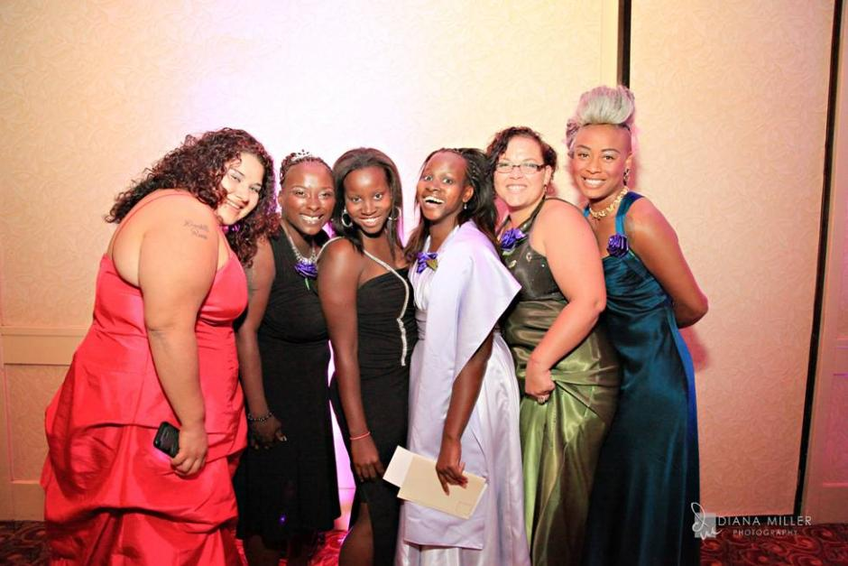 Local women celebrate overcoming homelessness at Women's Empowerment's 12th Annual Celebration of Independence Gala on Oct. 3. Photo: © Diana Miller Photography