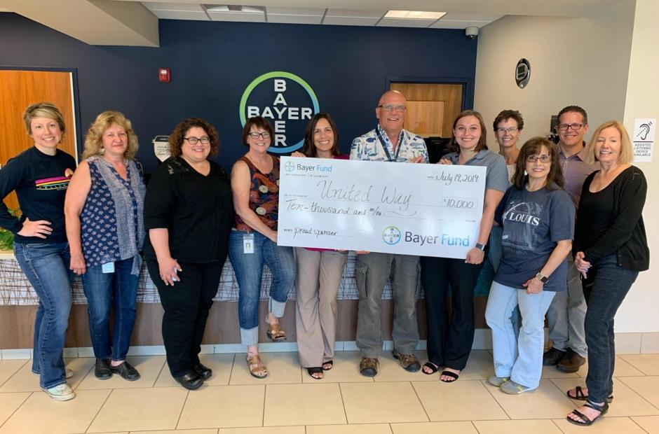 Woodland Bayer Grant Presentation