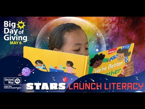 Big Day of Giving Launches Literacy Further